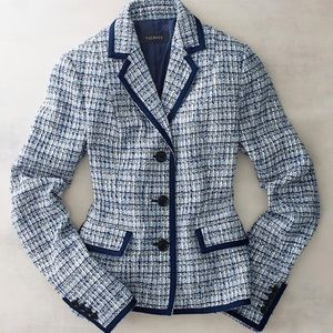 Talbots Grace Fit Sparkle Tweed NWT